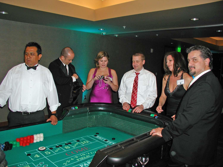 Customer Appreciation Casino Night