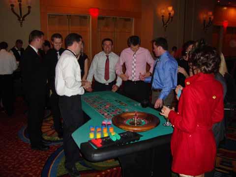 Casino Parties San Diego