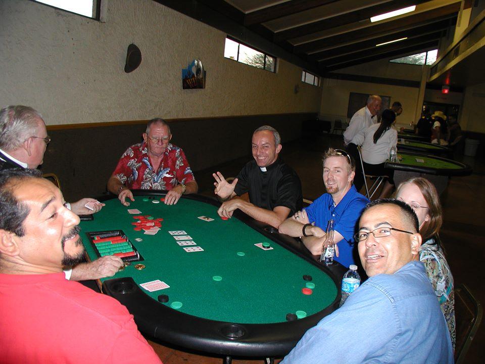 casino game line poker